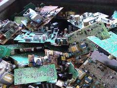 废线路板电子元件处置