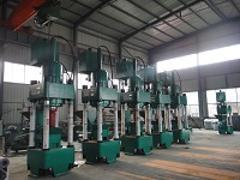 出售:铁屑高密冷压压块机