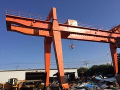 出售:10吨双梁航车