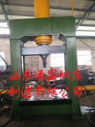 出售:200吨液压铸铁破碎机 大型液压粉碎机
