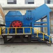 出售:大型废钢破碎机生产线 废旧金属破碎机