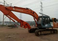 出售:各种挖掘机 抓钢机 液压设备