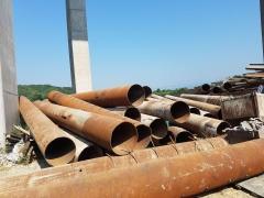 急需大量求购直径630mm长3米以上的钢管