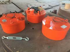 出售:水泥除铁用电磁除铁器