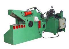 出售:400吨鳄鱼式剪切机