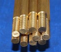 山东黄铜棒25 30 31mm直纹拉花黄铜棒