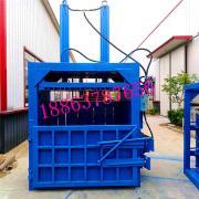 河南开封80吨废纸液压打包机 玉米秸杆压包机