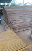 求购建筑架子管、16/18工字钢吨
