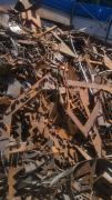 出售:40吨废钢炉料