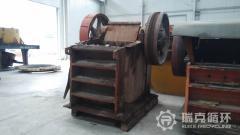 出售:大华DHKS3624颚式破碎机