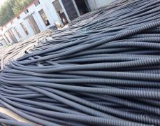 单双臂排水穿线管PE波纹管双壁电力波纹管下水管道HDPE塑料波纹管