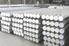 6082环保铝棒 合金铝棒 可零切
