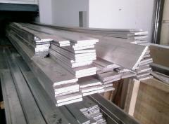 6061合金铝排 铝扁条 方棒 可零切