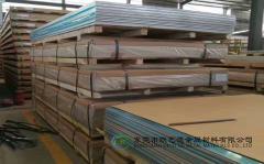 重庆巫溪铝板 1060纯铝板价格走势