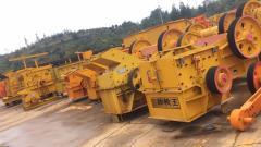 出售:移动破碎机 制砂机砂 石料生产线设备