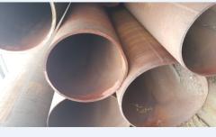 处理150多吨焊管
