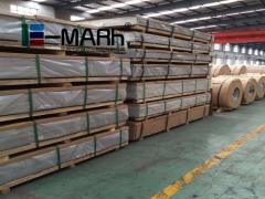 进口铝板5083-H112 超平铝板5083-H112
