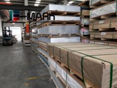 船舶用5083铝板 可折弯铝板5083