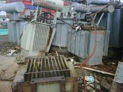 杭州变压器回收、杭州电力设备回收公司