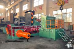 天福科技630吨打包机