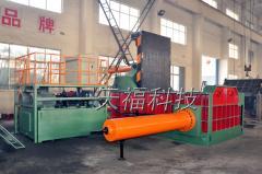 天福科技250吨打包机
