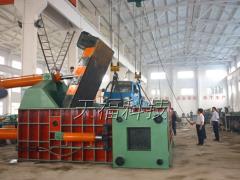 天福科技800吨打包机