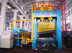 冶金液压400吨龙门剪