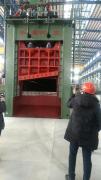 华宏科技500吨龙门剪