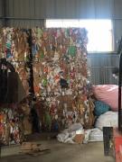长期出售黄板,废纸箱