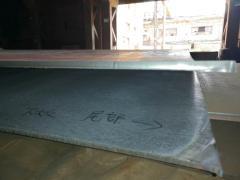 轧制生产烟囱用Ta1/ta2钛钢复合板