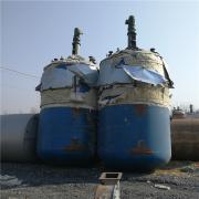 供应:二手反应釜加热方式 二手电加热反应釜