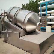 供应:二手二维混合机 二手二维运动混合机 不锈钢二维混合机价格 3000升二维运动混合机 不锈钢二维运动混合机