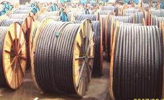 常州专业回收废旧变压器电线电缆