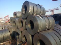 唐山经安钢铁出售145带钢