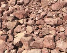 求购云南楚雄附近50多品位的赤铁矿和褐铁矿
