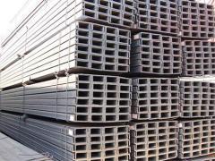 唐山申恒钢铁出售槽钢