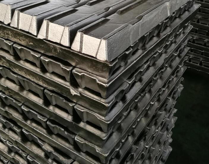 供应:各种牌号铝合金锭