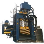 供应Q91北京龙门剪厂家圣博牌华宏品质大型液压剪铁机