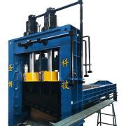 供应沙钢合作厂家大圣博牌1000吨全自动废钢龙门剪