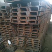 广州美标槽钢A36型号信息表