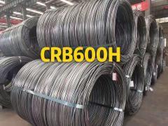 CRB600H冷軋高強鋼筋 6-25CRB550螺紋鋼 盤螺