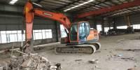 供应:2017年11月21生产的斗山150-9C挖掘机一辆
