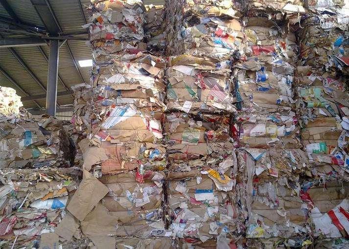 废纸回收价格持续走高,或与禁止进口未经分拣的废纸有关