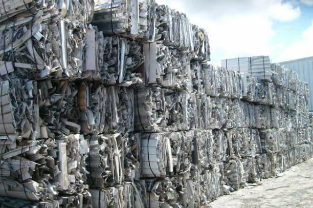 午评:今沪铝盘中跳水,废铝商家出货减少