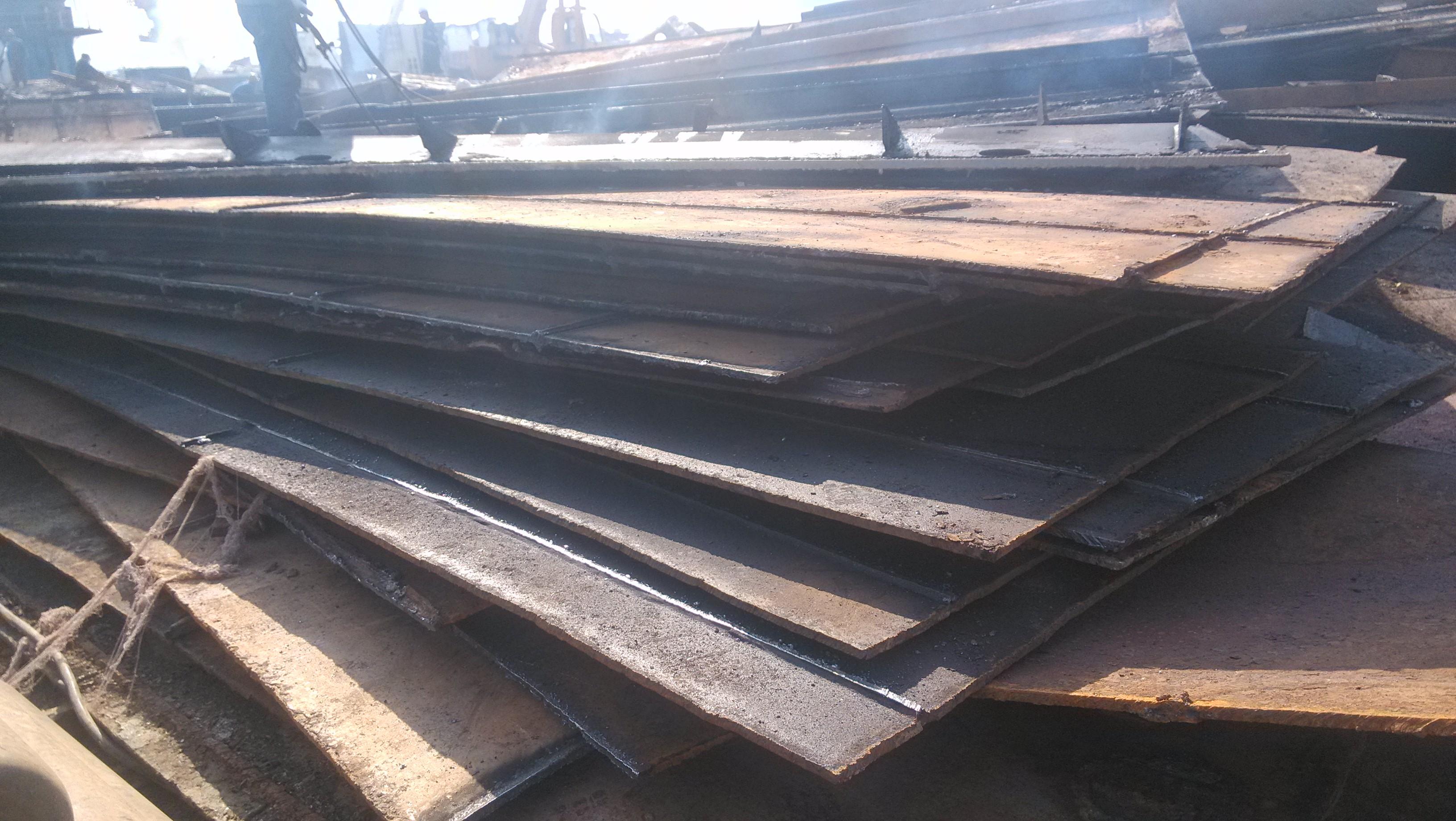 福建,拆船规格铺路基板