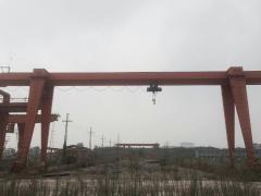 十吨龙门吊便宜处理全新未出厂