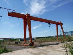 出售十龙门吊跨度二十米外旋六米
