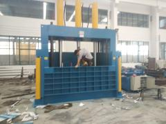 315吨不锈钢打包机