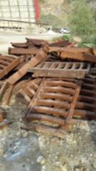 水泥厂锤耐磨件