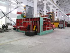 出售:大型250废钢打包机